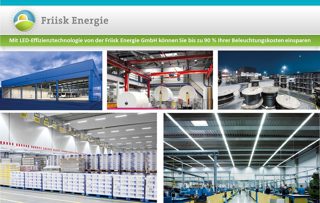 Beleuchtung Led Industrie : LED Beleuchtung Industrie Hallen Kiel, Werkstatt Beleuchtung LED