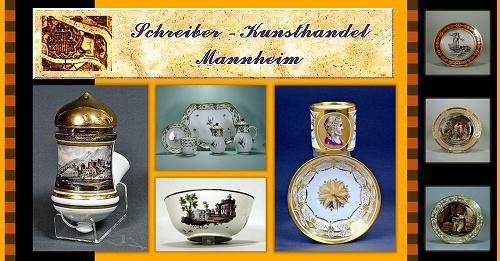 Kunsthandel Schreiber Mannheim - Handel mit alter Kunst