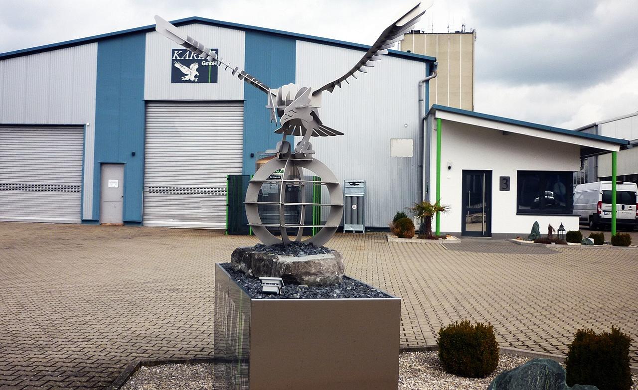 Kartal GmbH Qualitätsmanagement - Blechbearbeitung, Laserschneidanlage, Montage auf höchstem Niveau