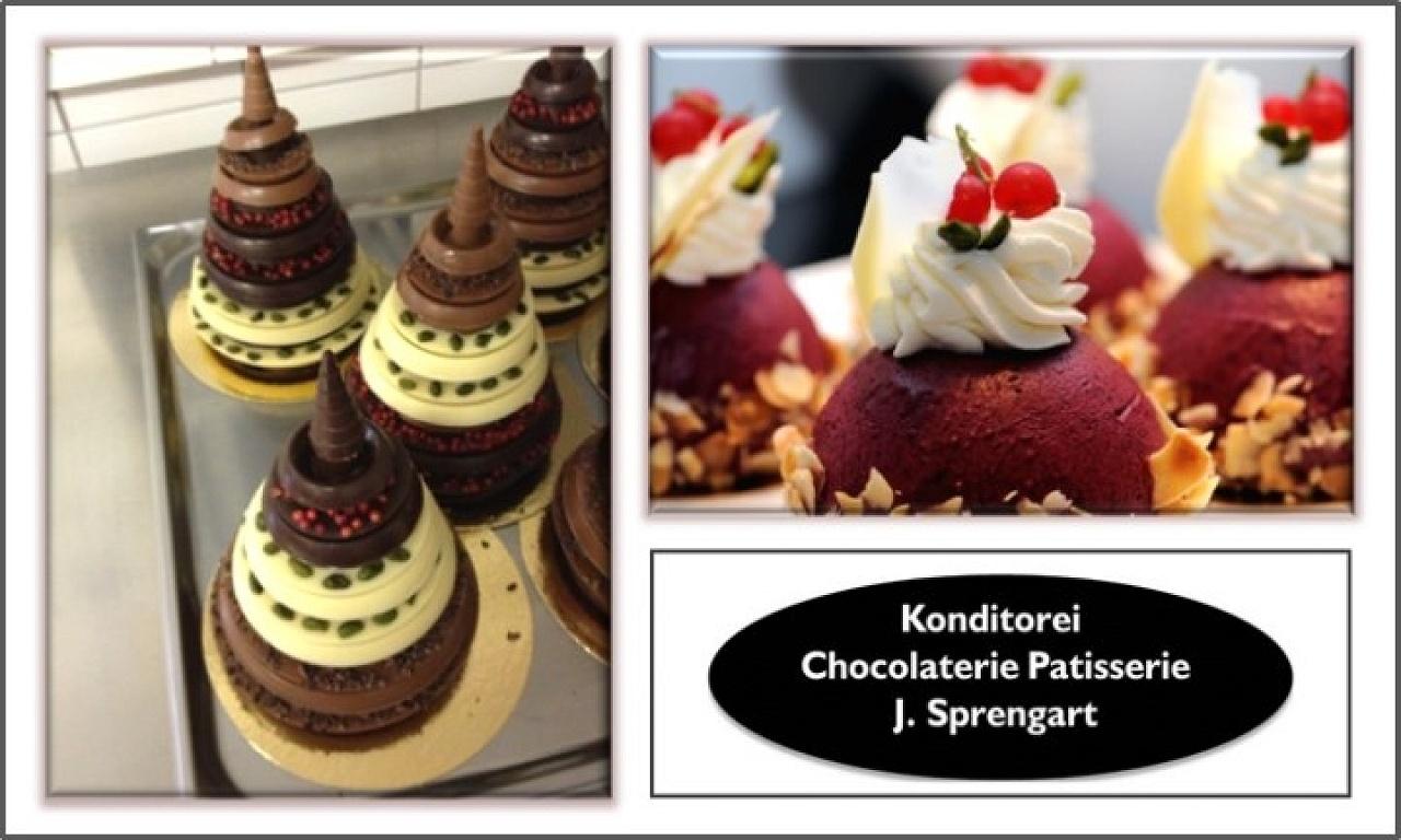 Torte, Taufe, Dessert, handgeschöpfte Schokolade, Trüffel, Pralinen, Schokotorte, Marzipan am neuen Berlin Carre