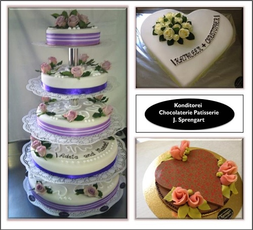 Torten, Törtchen, Kuchen, Hochzeit, Geburtstag, Konditorei, Patisserie, Schokolade Berlin Mitte gegenüber vom Fernsehturm