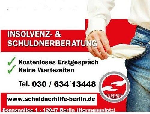 Rechtsanwalt Köstner Berlin Neukölln - Privatinsolvenz Anwalt oder Schuldnerberatung Kosten, Sozialrecht für Hartz 4 Empfänger