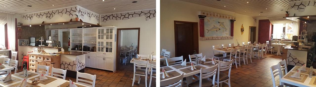 MINOAS griechische Spezialitäten, typisch kretische Gerichte, deutsche Speisen zwischen Eisenberg und Wattenheim