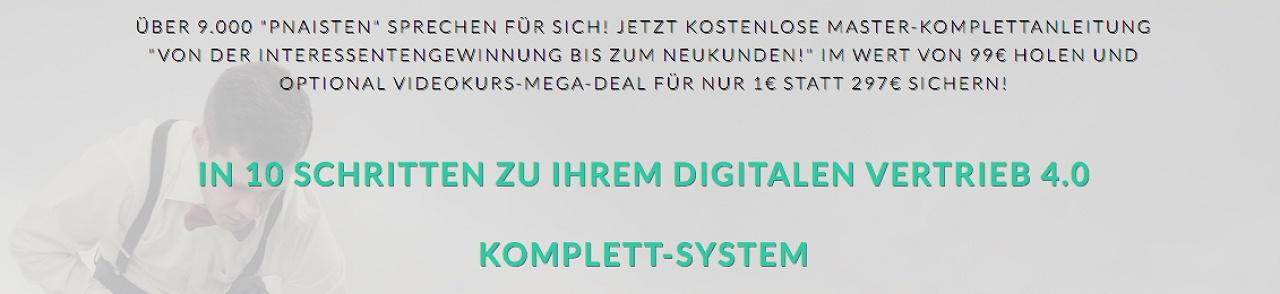 Kostenlose Schritt für Schritt Anleitung im Wert von 99€ - Mega Bonus: Basiskurs für nur 1€!