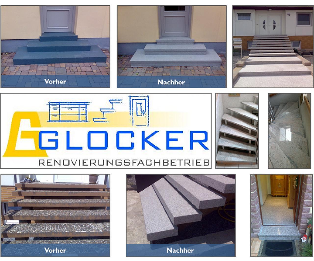 Treppenrenovierung Aussen Treppenstufen Granit Treppen