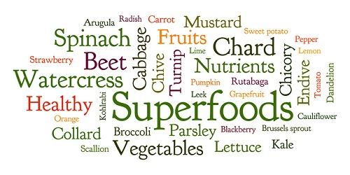 Superfoods und ihre Bedeutung - Lebensmittel mit gesundheitlichen Vorteilen