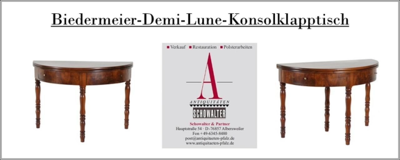 antiquit t biedermeier antik m bel tisch restauration reparatur eigene werkstatt pfalz. Black Bedroom Furniture Sets. Home Design Ideas