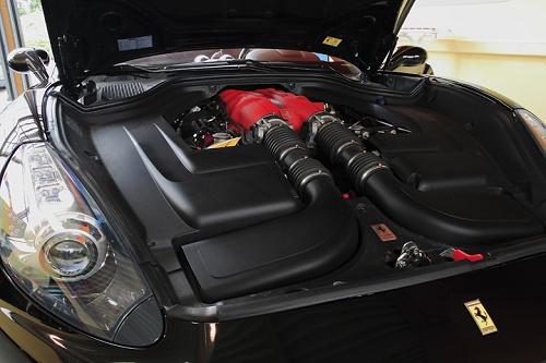 Ferrari Motor Tuning