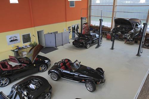 Unsere Tuningwerksatt in Viernheim, AVG Automobile Technologie GmbH