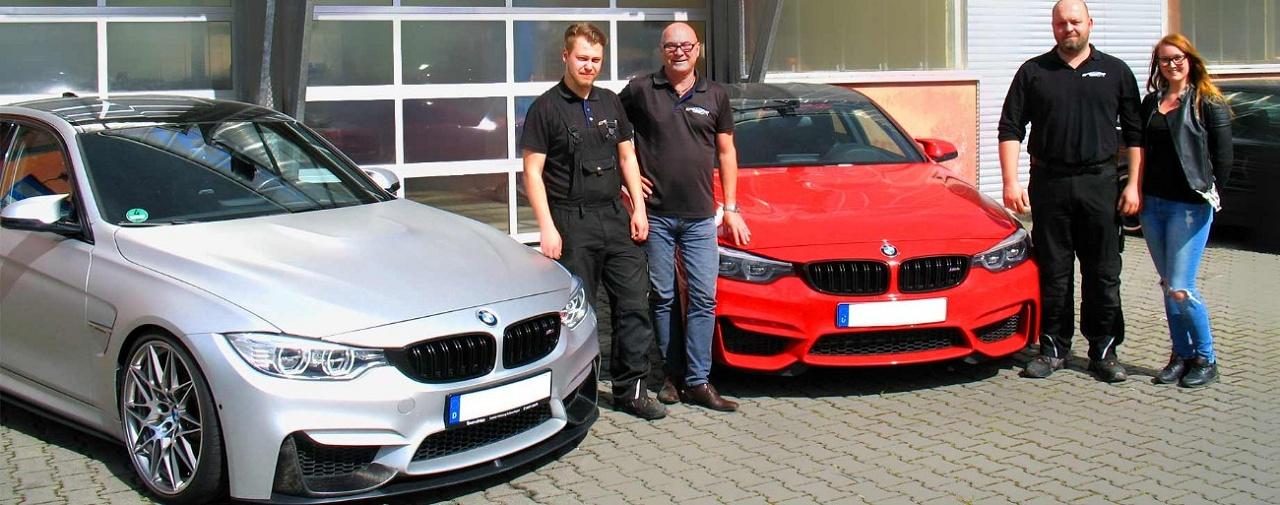 BMW Wartung und Reparatur freie Kfz-Werkstatt bei Mannheim Heidelberg