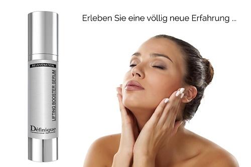 Définique Kosmetik | Luxuriöse Anti-Aging Hautpflege mit Hyaluron, Peptiden, Vitaminen und edlen Pflegeölen. Ohne Parabene, PEG´s und Mineralöle.