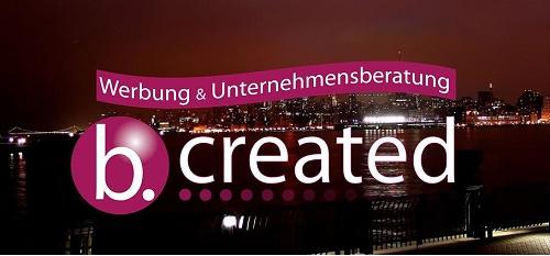 B.-Created Werbeagentur Gelsenkirchen, Bernd Kiebach